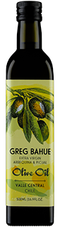 Bahue Valle Central Extra Virgin Olive Oil