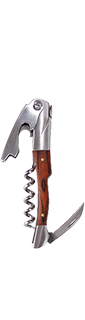 Wood Handle Corkscrew