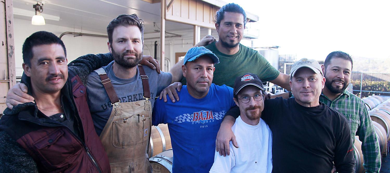 Cellar Crew Team