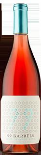 99 Barrels Derek Rohlffs Santa Lucia Highlands Rose 2015