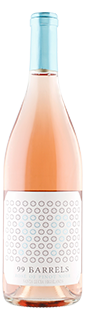 99 Barrels Derek Rohlffs Santa Lucia Highlands Rose 2017