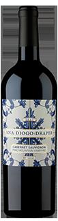 Ana Diogo-Draper Cabernet Sauvignon Pine Mountain Vineyard Cloverdale Peak 2017