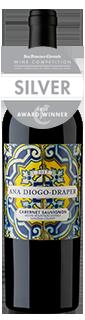 Ana Diogo-Draper Moon Mountain Sonoma Cabernet Sauvignon 2017