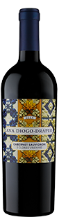 Ana Diogo-Draper Sonoma Valley 3 Clones Cabernet Sauvignon 2018