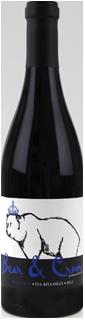 Bear & Crown Pinot Noir Sta. Rita Hills 2012