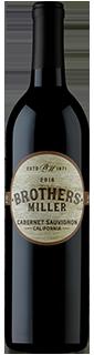 Brothers Miller California Cabernet Sauvignon 2018