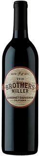 Brothers Miller California Cabernet Sauvignon 2019