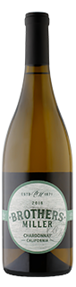Brothers Miller California Chardonnay 2018