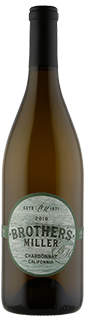 Brothers Miller California Chardonnay 2019