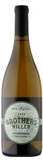 Brothers Miller California Chardonnay 2020