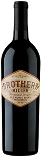 Brothers Miller French Camp Vineyards Old World Blend 2017