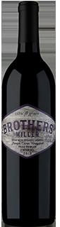 Brothers Miller French Camp Vineyards Organic Zinfandel 2019