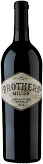 Brothers Miller Paso Robles Highlands Red 2017