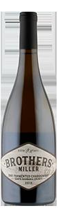 Brothers Miller Santa Barbara Oak Fermented Chardonnay 2018