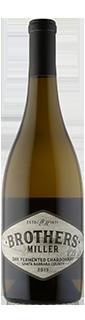 Brothers Miller Santa Barbara Oak Fermented Chardonnay 2019