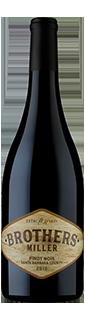 Brothers Miller Santa Barbara Pinot Noir 2018
