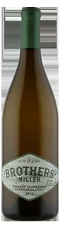 Brothers Miller Santa Barbara Unoaked Chardonnay 2019