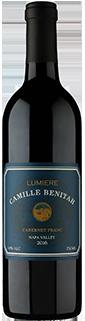 Camille Benitah Lumiere Napa Valley Cabernet Franc 2016