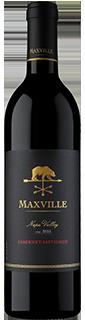 Camille Benitah Maxville Lake Winery Napa Valley Cabernet Sauvignon 2014