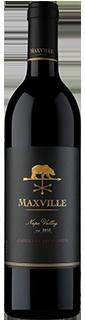 Camille Benitah Maxville Lake Winery Napa Valley Cabernet Sauvignon 2015