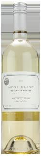 Camille Benitah Mont Blanc Sauvignon Blanc Lake County 2013