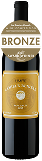 Camille Benitah Paso Robles Limite Red 2018