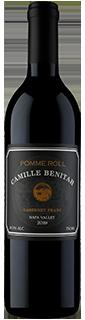 Camille Benitah Pomme Roll Napa Valley Cabernet Franc 2019