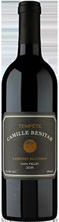 Camille Benitah Tempete Napa Valley Cabernet Sauvignon 2016