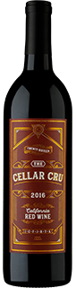 Cellar Cru California Red 2016