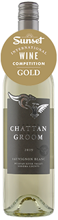 Chattan Groom Russian River Valley Sauvignon Blanc 2019