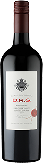 DRG Daryl Groom Zinfandel Dry Creek 2014
