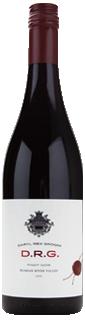 Daryl Rex Groom Russian River Pinot Noir 2012