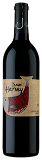 Dave Harvey Columbia Valley Malbec 2018