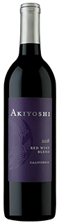 David Akiyoshi California Red 2018