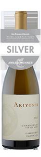 David Akiyoshi Reserve Clarksburg Chardonnay 2018