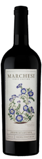 David Marchesi Sierra Foothills Proprietary Red 2016
