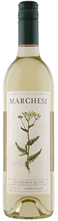 David Marchesi North Coast Sauvignon Blanc 2019