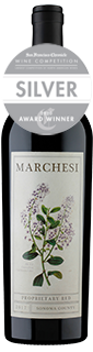 David Marchesi Sonoma Proprietary Red 2017