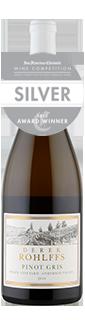 Derek Rohlffs Wiley Vineyard Anderson Valley Pinot Gris 2018