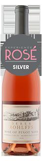Derek Rohlffs Anderson Valley Rose of Pinot Noir 2020