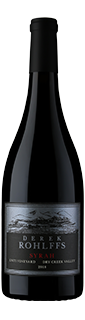Derek Rohlffs Unti Vineyard Dry Creek Valley Syrah 2018