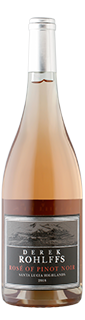 Derek Rohlffs Santa Lucia Highlands Rose 2018