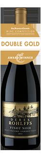 Derek Rohlffs Wiley Vineyard Anderson Valley Pinot Noir 2018