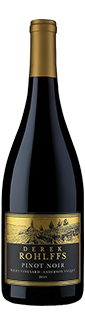 Derek Rohlffs Wiley Vineyard Anderson Valley Pinot Noir 2019