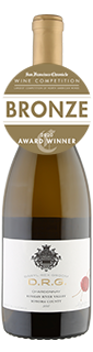 DRG Daryl Groom Russian River Valley Chardonnay 2018