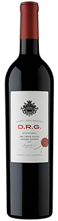 DRG Daryl Groom Dry Creek Valley Zinfandel 2017