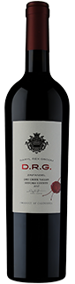 DRG Daryl Groom Dry Creek Valley Zinfandel 2018