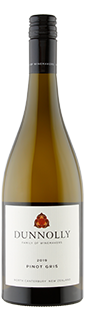 Dunnolly Estate Waipara Pinot Gris 2019