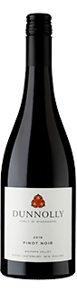 Dunnolly Estate Pinot Noir 2018