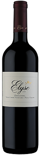 Elyse York Creek Vineyard Napa Valley Zinfandel 2016